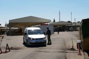 У пунктах пропуску на Донбасі очікують 260 авто
