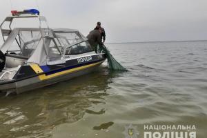 Водна поліція почала відпрацювання узбережжя Чорного та Азовського морів