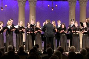 Київський хор дасть концерт у Будапешті