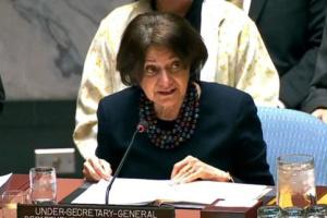 La Secretaria General Adjunta de la ONU para Asuntos Políticos visitará Ucrania
