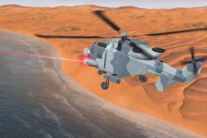 Британія розробляє лазерну зброю