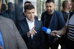 Зеленський про Куницького: Якщо він не віддав другий паспорт — не може бути депутатом