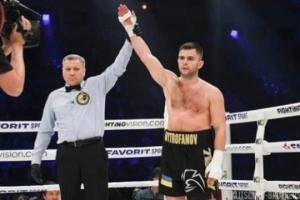 Стала відома дата наступного бою українського боксера Митрофанова
