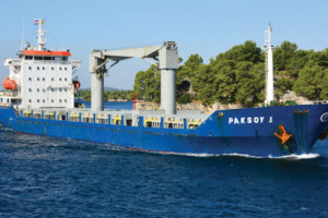 В Турции из пиратского плена спасают 10 моряков