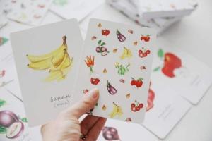 Українка в Туреччині створює смарт-картки для вивчення української та турецької