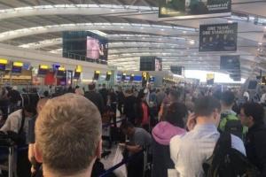 MAE advierte a los ucranianos sobre las huelgas en un aeropuerto de Londres