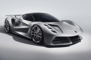 400 кілометрів без підзарядки: Lotus представив новий супер-електрокар