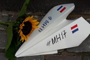 Трагедия MH17: в Риге требовали ужесточить санкций против России