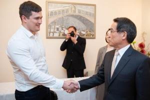 Японія зацікавлена у розвитку цифрової економіки в Україні
