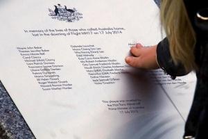 У Канберрі молитимуться за жертвами МН17