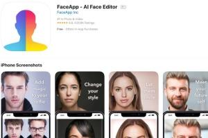 Російський додаток FaceApp може порушувати конфіденційність - ЗМІ