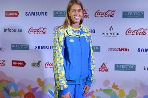 Шпажистка Катерина Чорній буде Молодим послом України на Олімпійському фестивалі