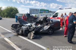 У ДТП на Одещині загинули троє дорослих і дитина