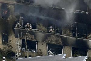 Кількість жертв пожежі в аніме-студії в Японії зросла до 33