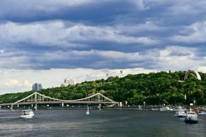 В Киеве зафиксировали первый температурный антирекорд лета