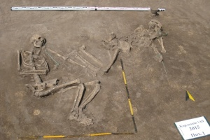 Археологи знайшли на Тернопільщині артефакти бронзової доби й давньоруські поховання