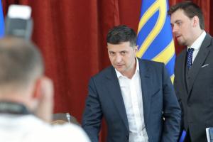 Зеленский обвиняет Парубия в том, что многие партии не попадут в новую Раду