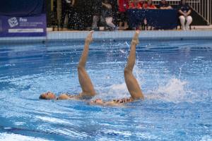 Las nadadoras sincronizadas ucranianas ganan el bronce del Campeonato Mundial de Natación