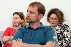 Доля Інституту нацпам'яті залежить від нового уряду - В'ятрович