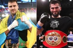 Gvozdyk celebrará una pelea de unificación contra Beterbiev