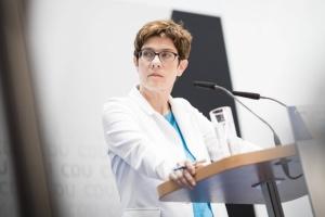Бундесвер получил нового министра