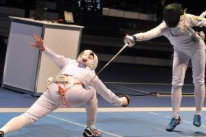 Украинские шпажистки стали четвертыми на венгерском чемпионате мира по фехтованию