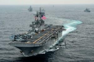Иран опроверг информацию о дроне, сбитом американцами в Ормузском проливе