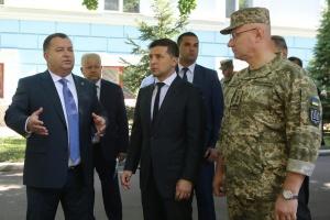 Зеленский: Мы готовы обменять Вышинского на Сенцова, но обмен должен быть одновременный