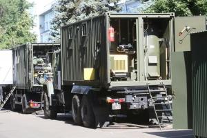 Для військових в ООС підготують житлові модулі з душем і кондиціонерами