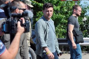 Selenskyj: Wir sind bereit, Wyschinski gegen Senzov auszutauschen
