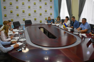 Donetsk Regional Administration, UNICEF delegation discuss priorities of cooperation