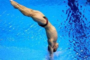 Олексій Середа вийшов у фінал чемпіонату світу в стрибках з вишки