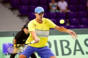 Молчанов і Зеленай програли парний півфінал турніру АТР в Умазі