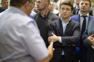 Zelensky creates delegation to participate in meeting of states parties to CCW Convention
