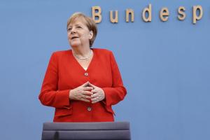 Merkel über Beziehungen zu Russland: Realität sieht anders aus