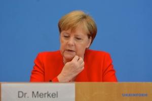 """Меркель о """"хороших"""" отношениях с РФ: Реальность другая, чем хотелось бы"""