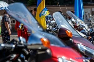 """""""Мотопробег Единства"""" проедет через 31 город с государственным и крымскотатарским флагами"""