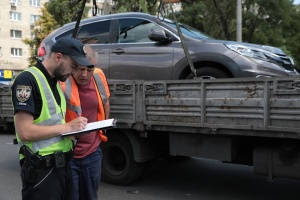 Кличко показал, как в Киеве наводят порядок с парковкой