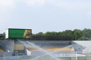 """Ліга Європи: """"Олександрії"""" не дозволили грати на власному стадіоні"""