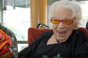 Старейшая женщина Нидерландов празднует свое 114-летие