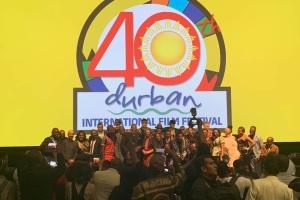 Україна уперше бере участь у Міжнародному кінофестивалі в Дурбані