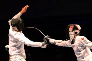 Шпажист Игорь Рейзлин стал бронзовым призером чемпионата мира по фехтованию