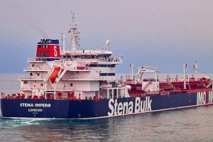 Іран захопив британський танкер в Ормузькій протоці