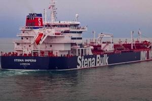 Захоплення танкера: з'явився запис переговорів британців та іранців