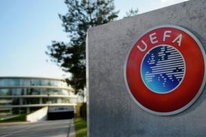 УЄФА покарав Українську асоціацію футболу за порушення під час матчу Україна - Сербія