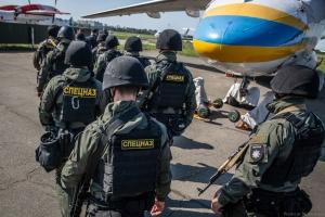 Выборы в Раду по всей Украине будут охранять спецназ и авиация
