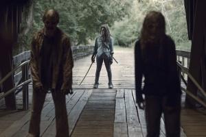 """Телеканал AMC показал первый трейлер 10 сезона """"Ходячих мертвецов"""""""