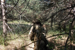 Армейцы проверяют данные о войсках РФ в белорусской части Чернобыльской зоны