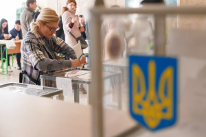 Ukraine Parliamentary Elections Confirm Democratic Progress