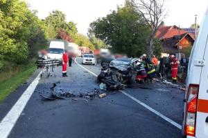 Двое граждан Молдовы погибли в ДТП в Румынии